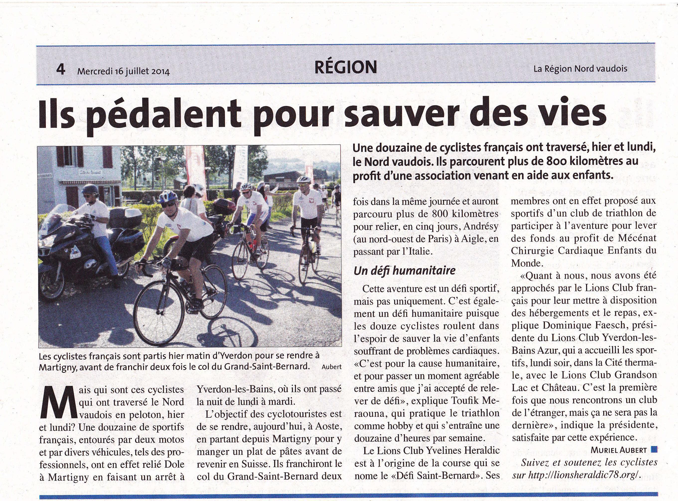 La r gion nord vaudois lions club yvelines heraldic for Yvelines actives