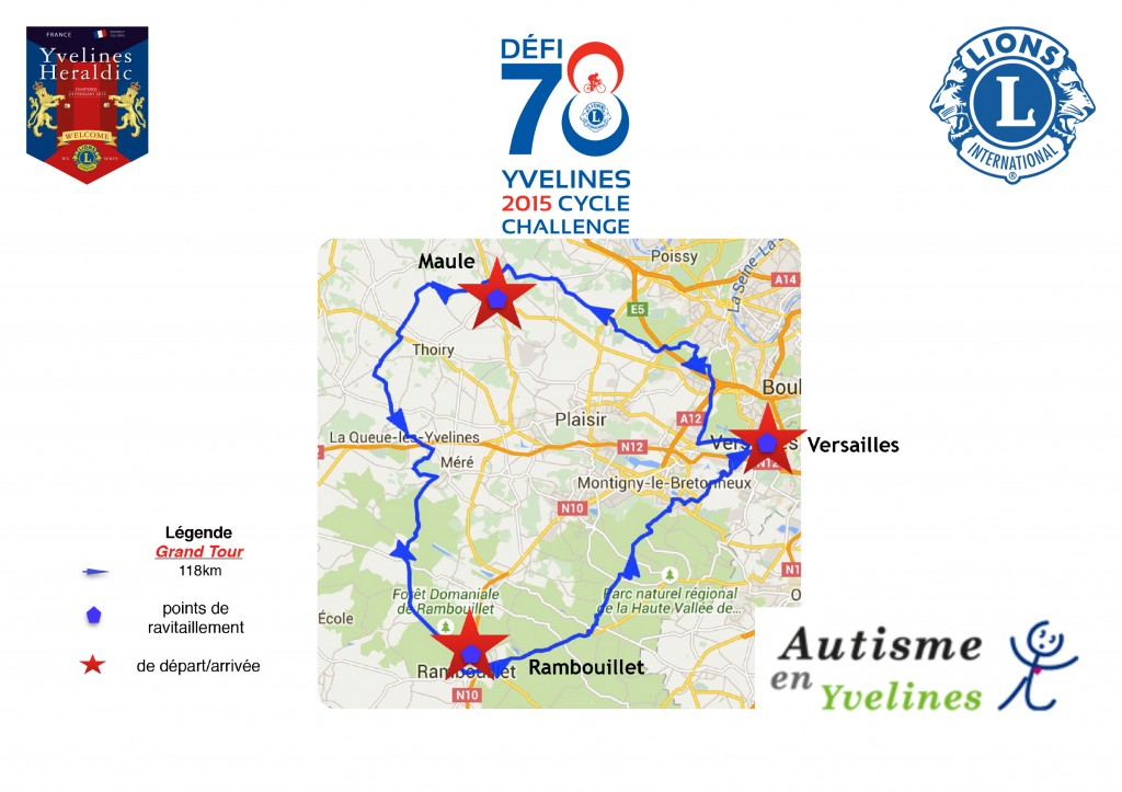 D fi78 2015 grand tour lions club yvelines heraldic for Yvelines actives